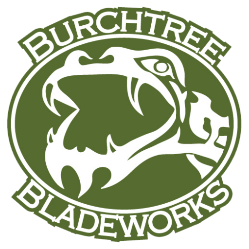 What words..., burchtree knives will