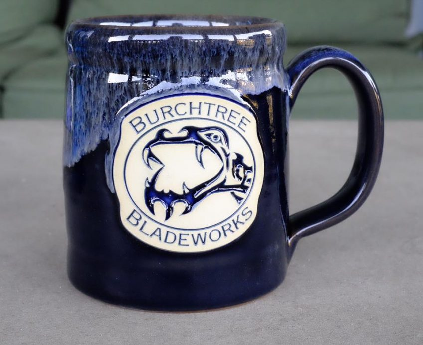 2017 Midnight Blue Mug