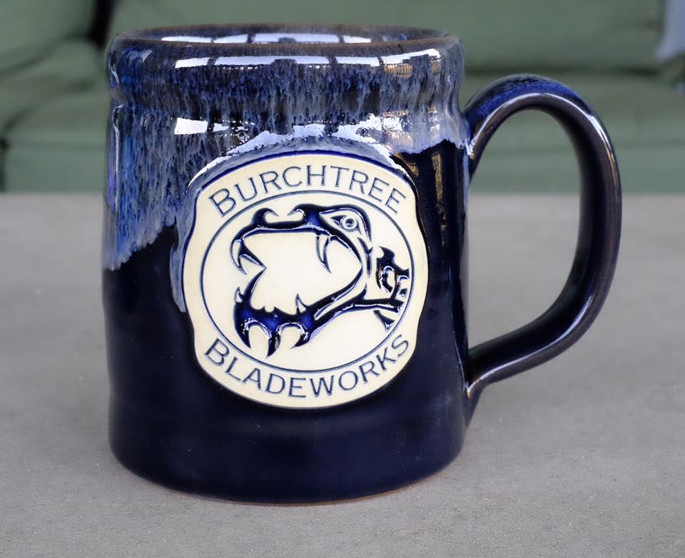2017 Midnight Blue Mug